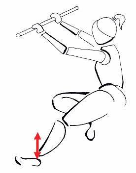 Упражнение для бёдер