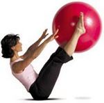 Базовые упражнения пилатес